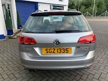 2014 VW Golf SE 2.0 D Estate Automatic - Thumb 8