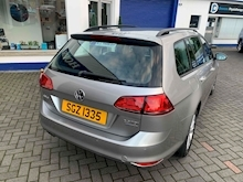 2014 VW Golf SE 2.0 D Estate Automatic - Thumb 9