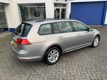 2014 VW Golf SE 2.0 D Estate Automatic - Thumb 10