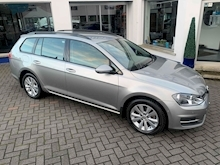 2014 VW Golf SE 2.0 D Estate Automatic - Thumb 11