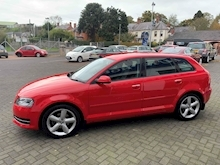 2010 Audi A3 1.6 Technik Sportback Manual Petrol - Thumb 2