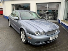 2008 Jaguar X Type 2.2 D Sovereign 4dr Diesel Manual (159 g/km, 152 bhp) - Thumb 1
