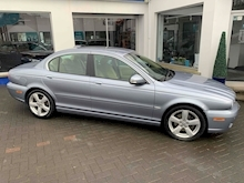 2008 Jaguar X Type 2.2 D Sovereign 4dr Diesel Manual (159 g/km, 152 bhp) - Thumb 2