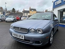 2008 Jaguar X Type 2.2 D Sovereign 4dr Diesel Manual (159 g/km, 152 bhp) - Thumb 3