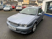2008 Jaguar X Type 2.2 D Sovereign 4dr Diesel Manual (159 g/km, 152 bhp) - Thumb 4