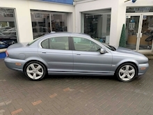 2008 Jaguar X Type 2.2 D Sovereign 4dr Diesel Manual (159 g/km, 152 bhp) - Thumb 6