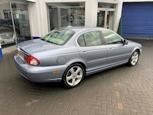 2008 Jaguar X Type 2.2 D Sovereign 4dr Diesel Manual (159 g/km, 152 bhp) - Thumb 7