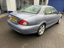 2008 Jaguar X Type 2.2 D Sovereign 4dr Diesel Manual (159 g/km, 152 bhp) - Thumb 8