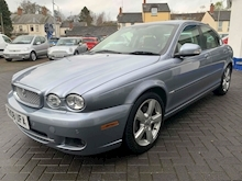 2008 Jaguar X Type 2.2 D Sovereign 4dr Diesel Manual (159 g/km, 152 bhp) - Thumb 10