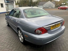 2008 Jaguar X Type 2.2 D Sovereign 4dr Diesel Manual (159 g/km, 152 bhp) - Thumb 12