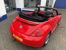 2013 VW Beetle 1.4 TSI Design Convertible Petrol Manual (158 g/km, 158 bhp) - Thumb 5