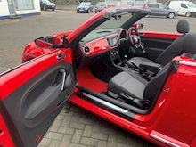 2013 VW Beetle 1.4 TSI Design Convertible Petrol Manual (158 g/km, 158 bhp) - Thumb 7