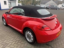 2013 VW Beetle 1.4 TSI Design Convertible Petrol Manual (158 g/km, 158 bhp) - Thumb 21