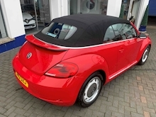 2013 VW Beetle 1.4 TSI Design Convertible Petrol Manual (158 g/km, 158 bhp) - Thumb 22