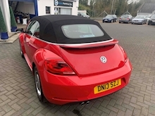 2013 VW Beetle 1.4 TSI Design Convertible Petrol Manual (158 g/km, 158 bhp) - Thumb 23
