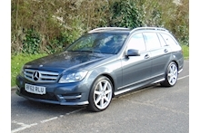 Mercedes-Benz C Class C220 Cdi Blueefficiency Amg Sport - Thumb 1