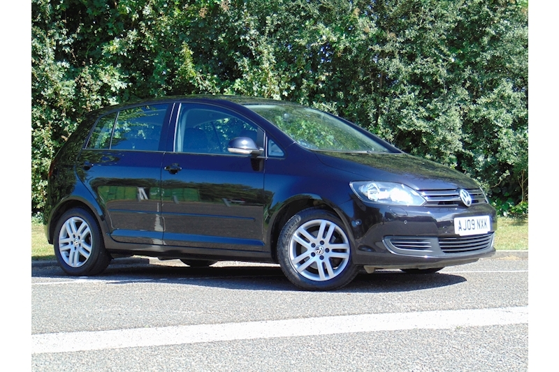 Volkswagen Golf Plus Se Tdi
