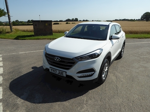 Hyundai Tucson Crdi S Blue Drive Estate 1.7 Manual Diesel