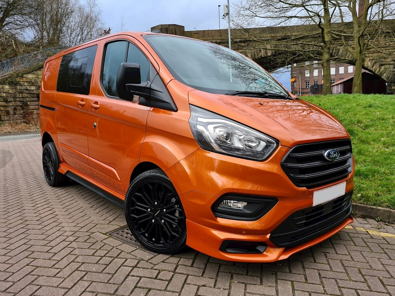 New 2021 Ford Transit Custom 320 Limited Dciv L1 H1 2 0 Panel Van Automatic Diesel For Sale In Greater Manchester V2l Limited