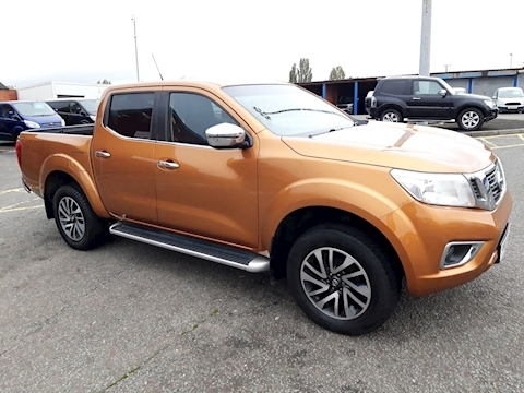 Nissan Navara N-Connecta Double Cab Pickup 2.3 Manual Diesel