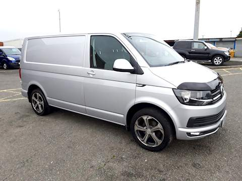 Transporter Highline Panel Van 2.0 DSG Diesel