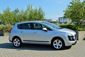 3008 Hdi Sport Hatchback 1.6 Manual Diesel