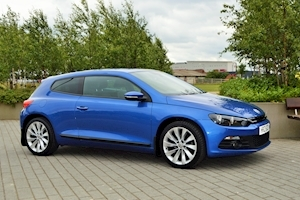 Volkswagen Scirocco Tdi Bluemotion Technology Dsg