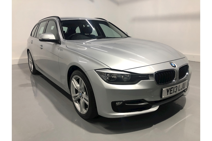 3 Series 320D Sport Touring Estate 2.0 Automatic Diesel