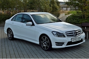 Mercedes C Class C350 Cdi Blueefficiency Amg Sport Plus
