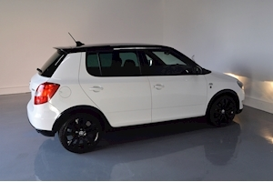Fabia Black Edition Hatchback 1.2 Manual Petrol