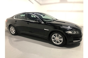 Xf D Luxury Saloon 2.2 Automatic Diesel