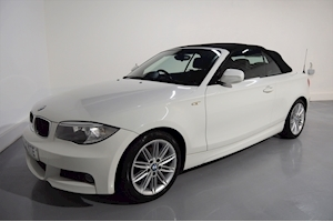 1 Series 118D M Sport Convertible 2.0 Automatic Diesel