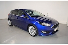 2016 Ford Focus 1.5 Zetec S Tdci 118 - Thumb 9