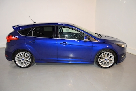 Focus Zetec S Tdci Hatchback 1.5 Manual Diesel