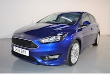 2016 Ford Focus 1.5 Zetec S Tdci 118 - Thumb 2