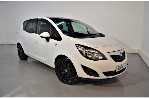 Vauxhall Meriva Active Limited Edition