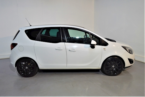 Meriva Active Limited Edition Mpv 1.4 Manual Petrol