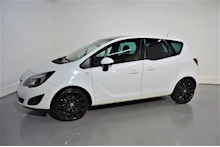 2012 Vauxhall Meriva 1.4 Active Limited Edition 98.6 - Thumb 28