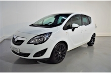 2012 Vauxhall Meriva 1.4 Active Limited Edition 98.6 - Thumb 8