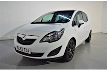 2012 Vauxhall Meriva 1.4 Active Limited Edition 98.6 - Thumb 2
