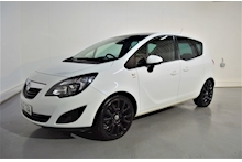 2012 Vauxhall Meriva 1.4 Active Limited Edition 98.6 - Thumb 26