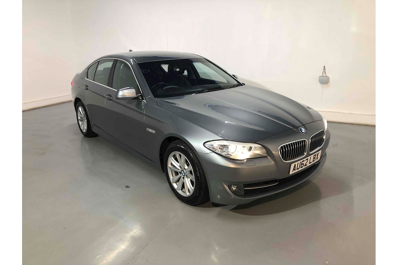 BMW 5 Series 520D Se Saloon 2.0 Manual Diesel