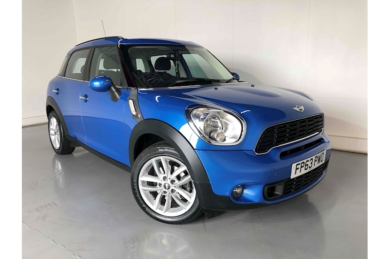 Mini Countryman Cooper Sd Hatchback 2.0 Automatic Diesel