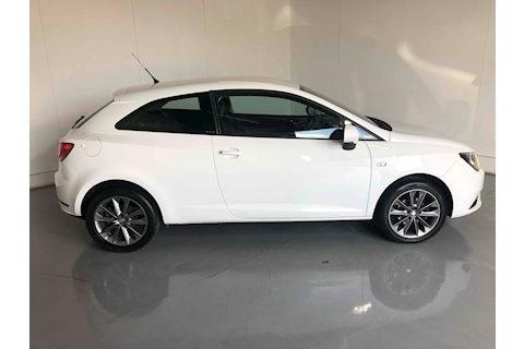 Ibiza Tsi I-Tech Hatchback 1.2 Manual Petrol
