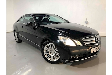 Mercedes-Benz E Class E220 Cdi Blueefficiency Se Edition 125