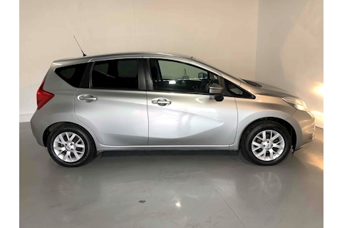 Note Acenta Premium Mpv 1.2 Manual Petrol
