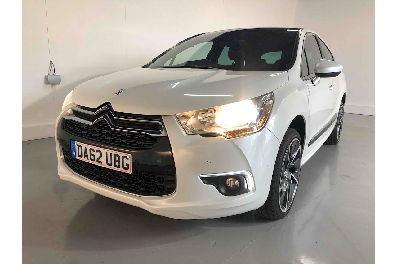 Citroen Ds4 Hdi Dsport Hatchback 2.0 Manual Diesel