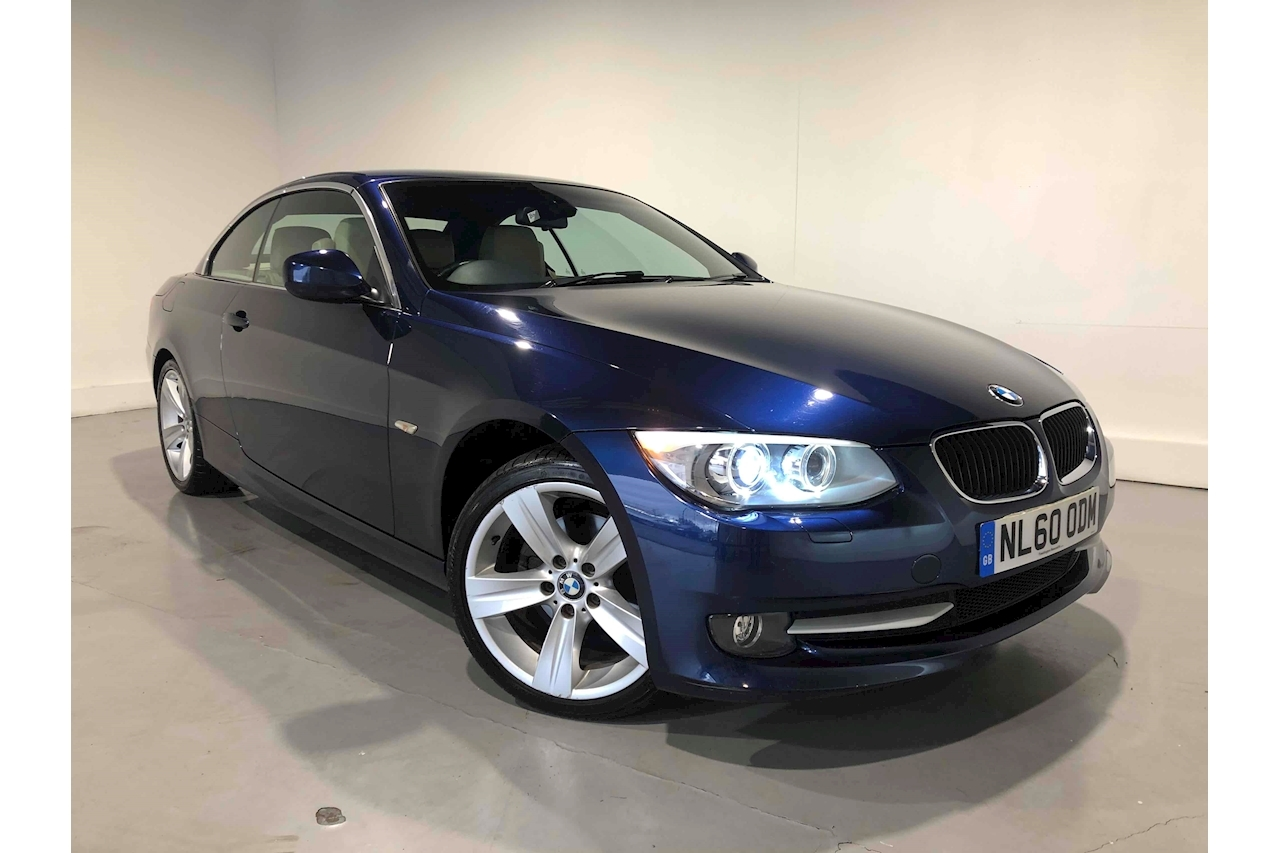 BMW 3 Series 320I Se Convertible 2.0 Manual Petrol