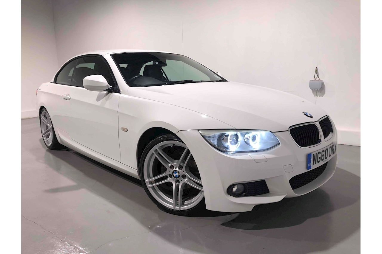 BMW 3 Series 320I M Sport Convertible 2.0 Manual Petrol