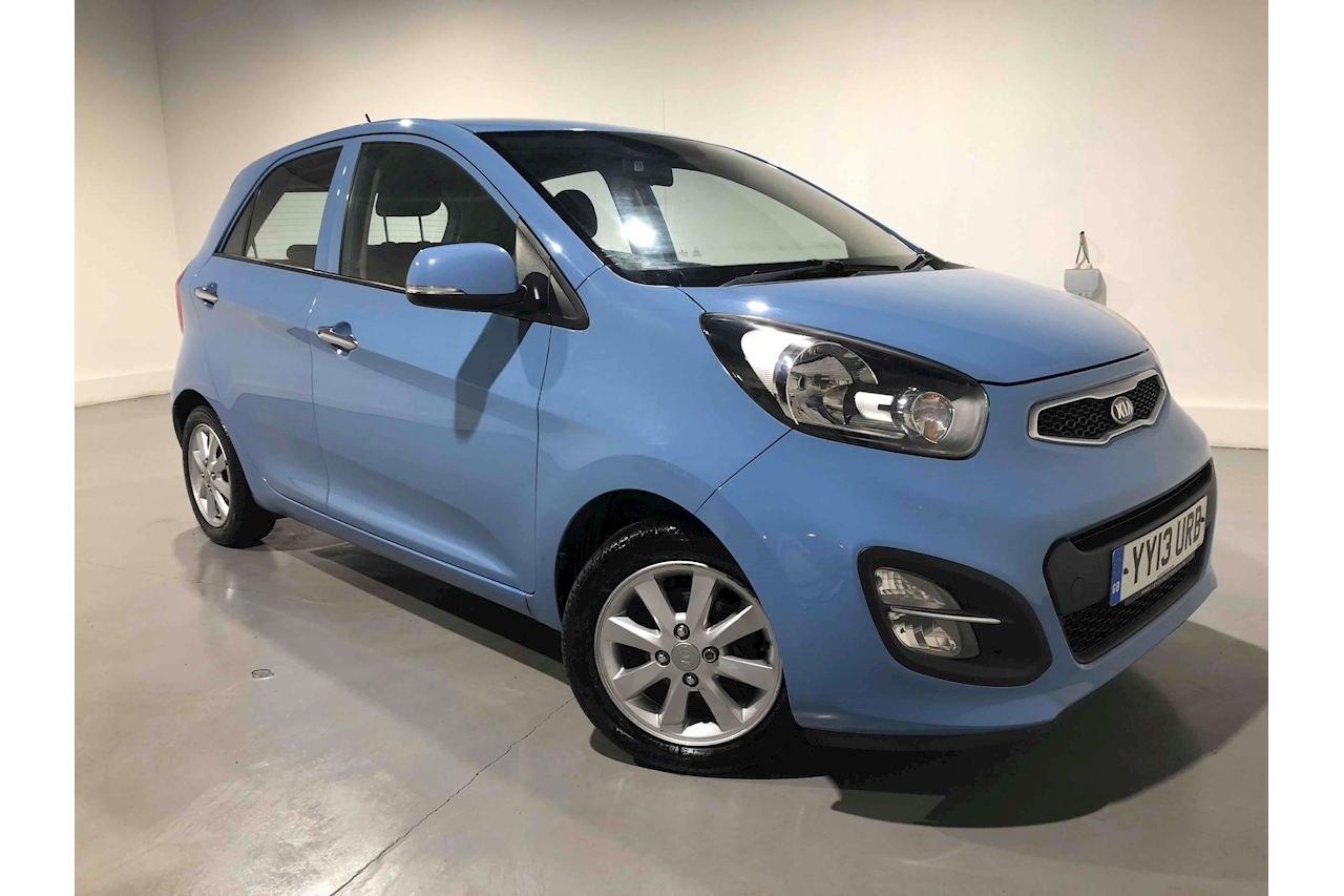 Kia Picanto 2 Ecodynamics Hatchback 1.2 Manual Petrol